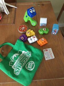 Leap Frog Count and Scan Shopper