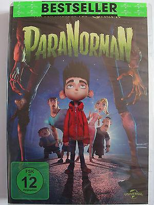ParaNorman - Er spricht mit den Toten - Animation Hexen, Zombies, Fluch, (Zombie Animation)