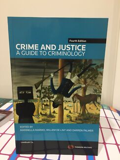 Crime and Justice: An introduction into Criminology 4th Edition