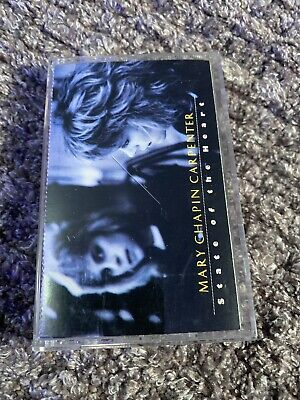 Mary Chapin Carpenter: State of the Heart  (Cassette, 1989,
