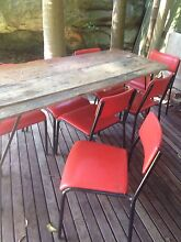 FREE vintage chairs Freshwater Manly Area Preview
