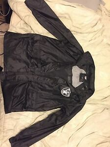 Raiders Raincoat
