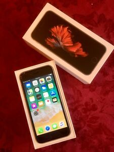 Space Grey iPhone 6s 64gb