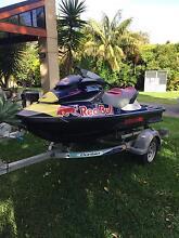 2012 Seadoo gtx 215 jet ski North Haven Port Macquarie City Preview