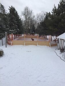 Outdoor Rink In A Box