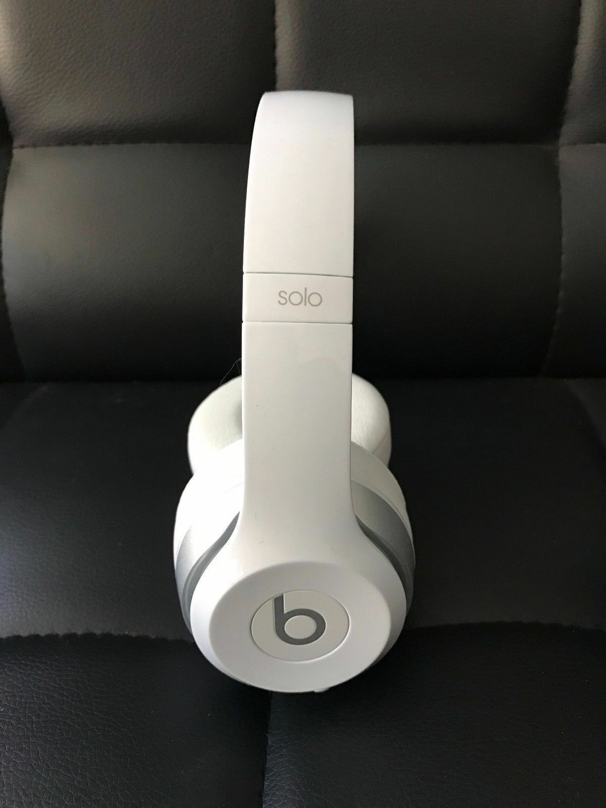 Beats by Dre Solo 2 WIRED / WIRELESS On Ear Headphones BLACK ROSE GOLD RED WHITE