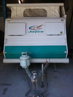Caravan Jayco Freedom
