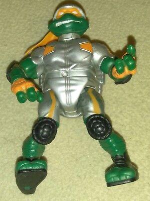 2003 Silver Michelangelo & Nunchucks 4.75