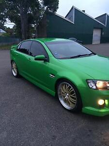 2008 Holden Commodore Sedan (MY09 VE) SV6 Canterbury Canterbury Area Preview