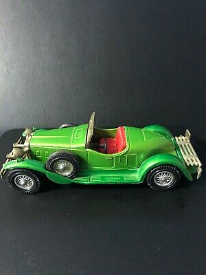 Vintage Matchbox Models of Yesteryear 1931 Stutz Bearcat Lesney England 1974