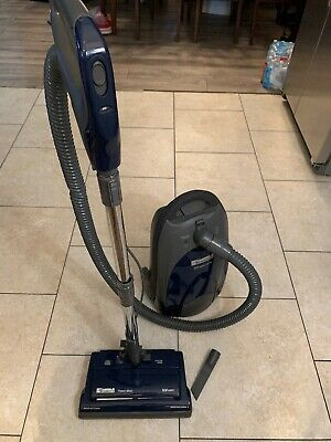 Kenmore 116 Canister Vacuum Cleaner Whispertone Blue 360 Advance Allergen 12amp (Kenmore Cannister)