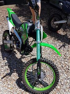 125cc pit bike Mango Hill Pine Rivers Area Preview