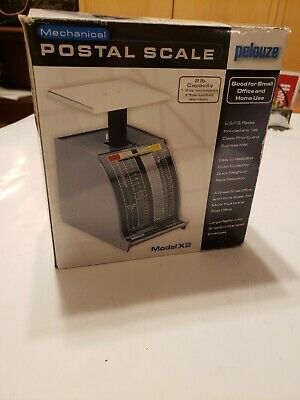 Pelouze X2 Mechanical Postal Scale 2002