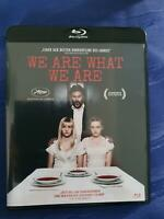 We are what we are Blu-ray Niedersachsen - Syke Vorschau