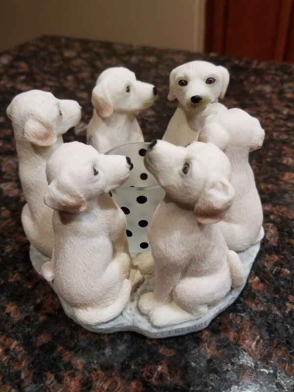 Labrador Dog Sculpture