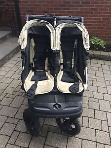 Baby Jogger City Elite Double stroller with lots of extras!!!