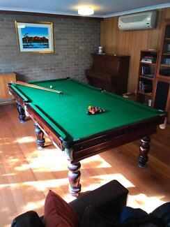 3/4 Size Billiard Table