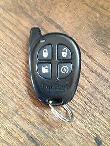 Pro start key fob remote start