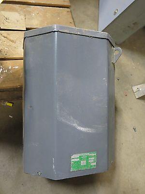 Westinghouse Ed 10 Kva 600x120240 Volt 1 Phase Transformer- T1019