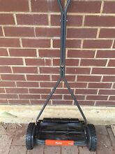 Flymo push reel mower Greenhill Adelaide Hills Preview