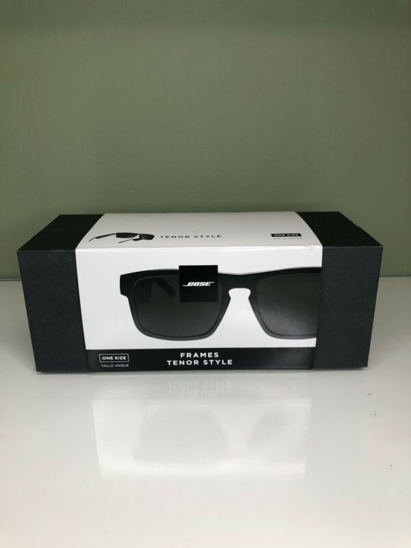 Bose Frames Tenor Style Polarized Bluetooth Audio Sunglasses - NEW SEALED!