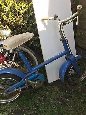 vintage bicycle Very Old Colectors Bike