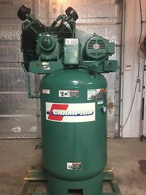 Champion Vr10-12 Air Compressor With Air Dryer