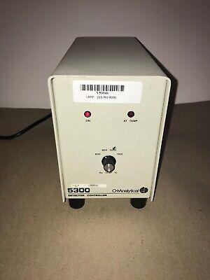 Oi Analytical 5300 Detector Conroller