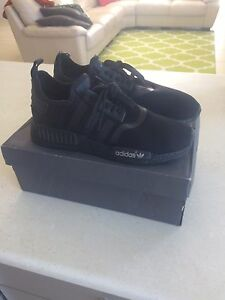 ADIDAS  NMD PK R1 TRIPLE BLK Bracken Ridge Brisbane North East Preview