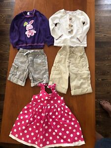 Girls clothing 2T Janie and Jack, Mexx, Laura Ashley, Carters