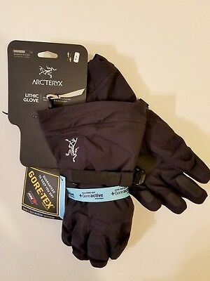 ARC'TERYX Lithic Gore-Tex SKI Gloves, SMALL, New!