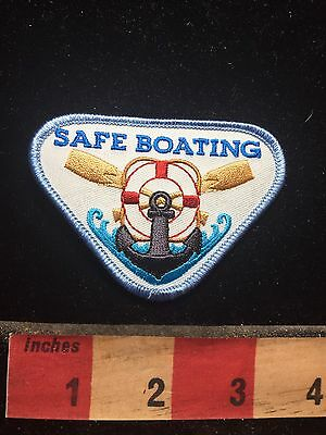 Stability / Boat Patch - SAFE BOATING 77YI
