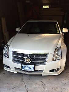 2010 Cadillac CTS 3.6l with moon roof!!!