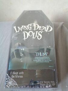Living Dead Dolls Series 31 THUMP Mezco NEW Free 1st Class Post