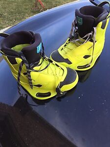 Ronix Frank edition wakeboard boots size 11