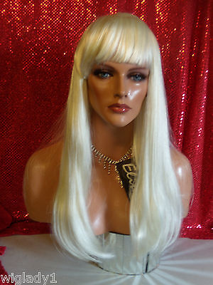 WIGS TO BE WILD IN FOR HALLOWEEN VEGAS GIRL WIGS PICK A COLOR FUN CLEOPATRA LOOK