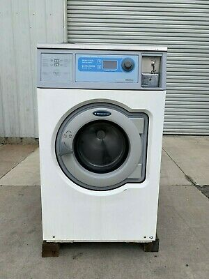 Wascomat W620cc 20 Lb Washer 1ph Model W385n16  Used Reconditioned