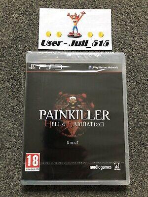 Playstation 3 Game: Painkiller Hell & Damnation (Superb Sealed Condition) UK PAL