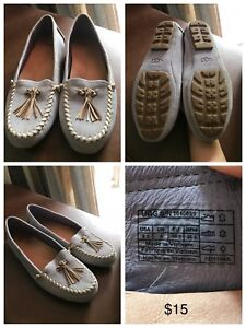 Many brands of size9/9.5 women shoes!