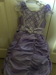 Costume dress 3T ( Princess Sophia)