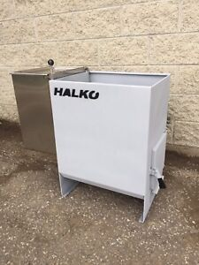 HALKO Woodburning Sauna Heater