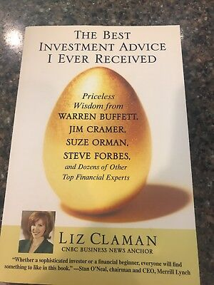 Best Investment Advice I Ever Received : Priceless Wisdom from