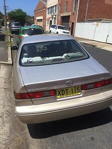 Toyota Camry Islington Newcastle Area Preview