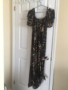 Plus size 18 maxi dress