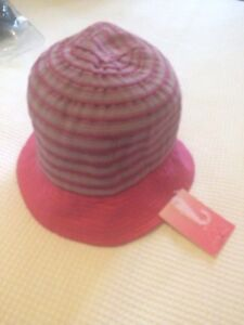 a480e28764a2e NEW with tag Girls Toddler bucket sun hat