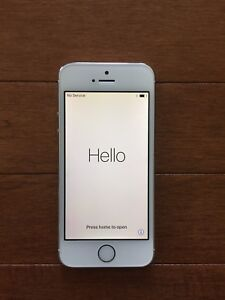 iPhone 5s 16gb Silver *WITH LIFEPOOF CASE* Perfect condition!