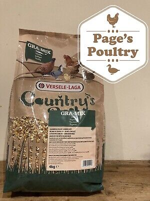 4KG -Versele Laga Gra-Mix - RACING PIGEON, DOVE, BREEDING FANCY Feed Food