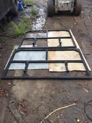 New Levelling bars suit Dingo Kanga or small bob cat Samford Valley Brisbane North West Preview