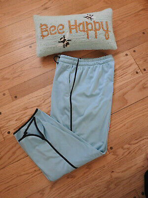 Martin Asbjorn Mens Mint Green Pants Large