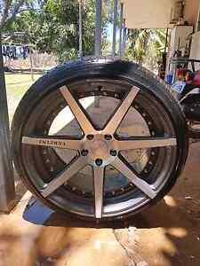 "20"" vertini dynasty wheels Kununurra East Kimberley Area Preview"